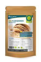 FP24 Health Flohsamen Bio 1,5 kg - 99% Reinheit  - Indische Flohsamen - 1500g