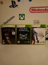 Xbox 360 - DEAD SPACE TRILOGY 1 , 2 & 3