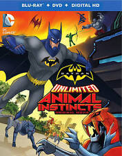 Batman Unlimited:Animal Instincts (Blu-r Blu-ray