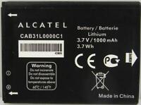 New OEM Alcatel CAB31L0000C1 Tribe A382G A383G VF555 OT-3040 OT-813A Battery