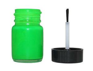 Fluorescent Green Automotive Gauge Cluster Needle Paint Bottle with Brush