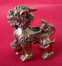 1 Pcs Feng Shui Brass Pi Yao / Pi Xiu  Handcraft Fortune Wealth NC1