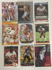 TAMPA BAY BUCCANEERS 100 Different Card Team Lot EVANS DUNN MARTIN + 1988-2015