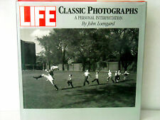 "BRND NEW* ""Life~Classic Photographs~A Personal Interpretation~J. Loengard"" HC/DJ"