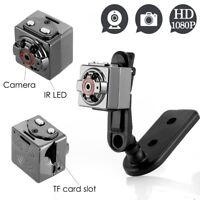 Mini 1080P HD Hidden SPY Camera Motion Detection Video Recorder Cam Night Vision