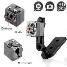 Mini 1080P HD Hidden SPY Camera Motion Detection Video Recorder Cam Night Vision