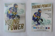 2016-17 OFS Classic Czech Chytil Filip 001/100 young power RC Rangers Czech HOT