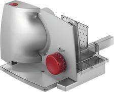 Ritter compact 1 Duo Plus Elektro-Allesschneider Metall Schinkenmesser, *NEU*
