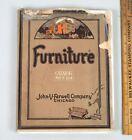 Early Antique John V. Farwell Co. Chicago Furniture Lighting Appliances Catalog  photo