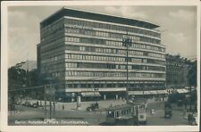 Berlin colimbushaus potsdamewr platz c1937 july 18 real photo