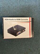 Vga/Audio a HDMI Convertidor