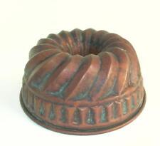 alte Kupferform - Kupfermodel  Guglhupf Backform (10)