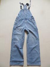 Levi's Latzhose Latz Jeans Hose Gr. M, W 31 /L 30, Vintage Denim Overall, RAR !