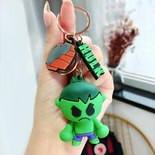 Hulk Smash 3D Keyring Backpack Charm Marvel Avengers Movie