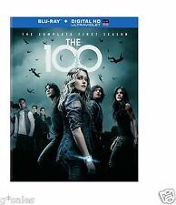 The 100 Complete 1st First Season 1 One ~ NEW 3-DISC BLU-RAY SET & DIGITAL COPY
