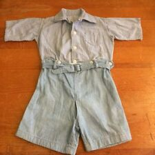 cf52768ff448 100% Cotton Vintage Jumpsuits   Rompers for Children for sale
