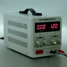 Adjustable Variable DC Power Supply Lab Laboratory power supply 0-30V,0-5A,8014