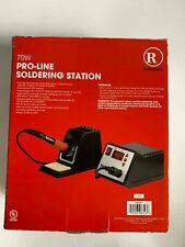 New Radioshack 70W Pro Line Soldering Station
