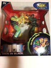Men In Black Body-Slam Jay vs. Alien Perp