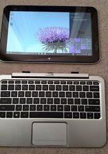 "HP ENVY x2 11-g010nr 11.6"" Touch Screen 64GB SSD 2GB Win 10 Laptop Tablet"