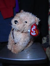 Ty Beanie Babies Scampy In Case w/HAng Tag Protector 2004 Ex Condition