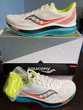 Brand New In Box Saucony Endorphin PRO Mens 10 Running Run Fast Tempo Training