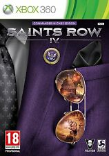Saints Row IV: Commander In Chief Edition (Xbox 360) #K2135