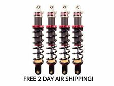 Elka Stage 2 Front And Rear Shocks Suspension Kit Arctic Cat 650 H1