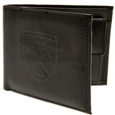 West Ham United FC Official Money Wallet with Debossed Crest ( m30804wh )