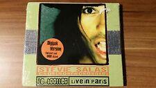 Stevie Salas - Colour codo le bootleg live in paris (USG 1012-2) (Neu+OVP)