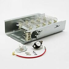 Dryer Heat Element Thermostat Whirlpool Kenmore Electric Power Supply Fit