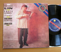 IM 42315 Cho-Liang Lin Bruch Violin Concerto Scottish Fantasy NEAR MINT CBS LP