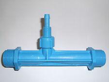"""Venturi Air / Fluid Injector 3/4"""" Brand New Unused"""