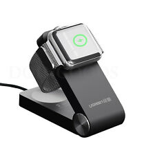 Ugreen Apple Watch Charging Dock Charger For iWatch Portable Stand 38mm 42mm