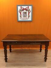 tavolo cucina soggiorno gamba tornita della fine del 1800 800 in legno di pioppo