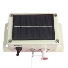 Fermeture automatique pour poulailler solaire - Made in Jura