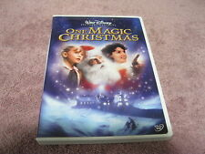 2004 WALT DISNEY ONE MAGIC CHRISTMAS 89 MINUTE DVD MOVIE MARY STEENBERGEN
