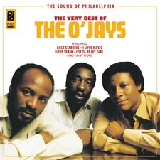 THE O'JAYS ( NEW CD ) VERY BEST OF GREATEST HITS ( BACK STABBERS / LOVE TRAIN )