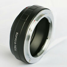 Konica AR lens to sony nex adapter for A6000 5c 3n  A7 nex 7 6 f3 A6300 A7R 5T