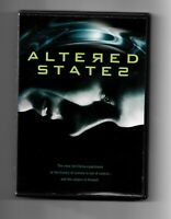 ALTERED STATES rare Sci-Fi Horror dvd WILLIAM HURT Blair Brown 1980