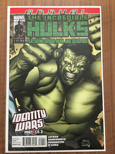 The Incredible Hulks Annual #1 1st Appearance of Ghost Spider NM Condition