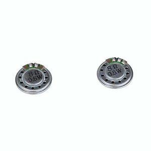 2pc 20mm 8Ohm 8Ω 0.5W Audio Lautsprecher Stereo Woofer Lautsprecher Trompete_AP