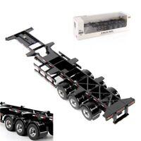 DM 1/50 40' SKELETAL TRAILER 91024 Diecast Masters Real Replicas Vehicle Toy