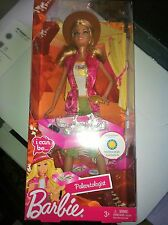 I can be Paleontologist Barbie doll  W3738 NRFB   MINT condition