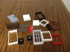 Lego doors and windows lot