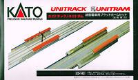 Kato 23-140 Tram Platform (Tram Stop) for Unitrack/Unitram (N scale)