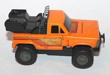 1985 Brazil Estrela Hasbro Bat Robo Orange Truck Jipe 100% Complete Transformers