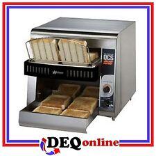 Star QCS2-800 Holman Compact Conveyor Toaster