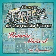 "Historia Musical ""30 Pegaditas"" by Grupo Toppaz (CD, May-2004, Disa)"