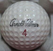 (1) Arnold Palmer Signature Logo Golf Ball (Cir 1966) #4